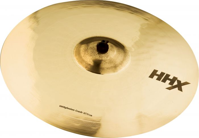 "Sabian 20"" HHX X-Plosion Crash Brilliant Finish 12087XB"