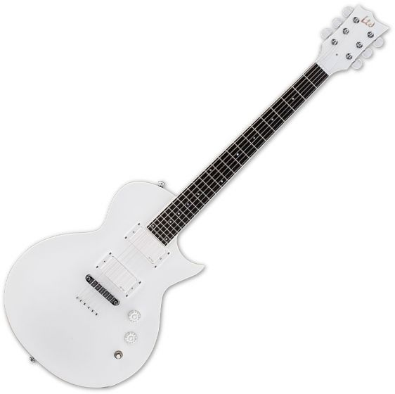 ESP LTD Ted Aguilar Signature TED-600 Electric Guitar Snow White B-Stock LTED600SW.B