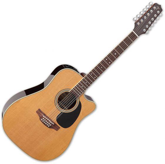Takamine EF400SC TT Dreadnought Acoustic Guitar Natural Gloss B Stock sku number TAKEF400SCTT.B