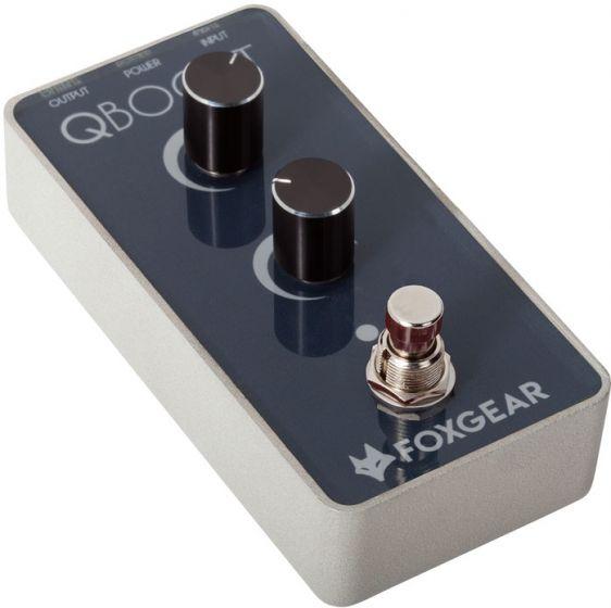 FoxGear QBoost Semi Parametric Boost Pedal FOX-QBT