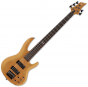 ESP LTD B-155DX Flamed Maple Top 5-String Electric Bass Honey Natural LB155DXHN