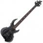ESP LTD Tom Araya TA-604 FRX Signature Electric Bass Black Satin LTA604FRXBLKS