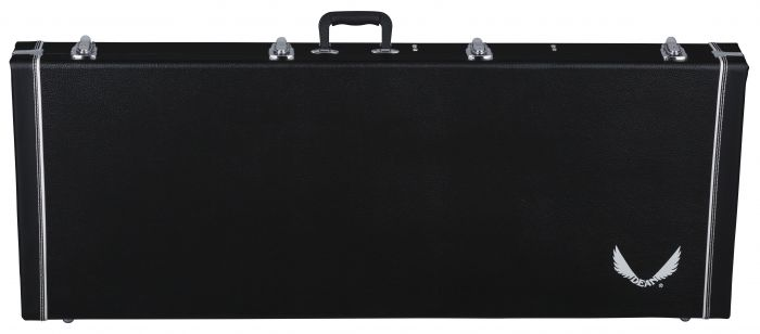 Dean Deluxe Hard Case Stealth Series DHS STH DHS STH
