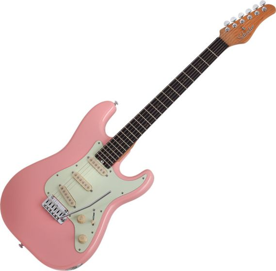 Schecter Nick Johnston Traditional Electric Guitar Atomic Coral SCHECTER274