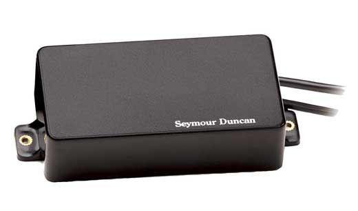 Seymour Duncan AHB-1N Original Blackouts Neck Pickup Black Cover 11106-30-B