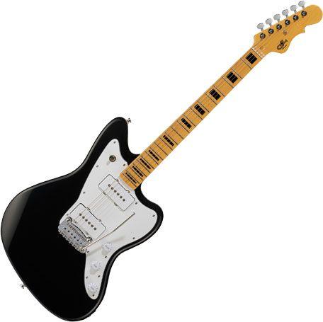 G&L Tribute Doheny Guitar Jet Black TI-DOH-113R01M13
