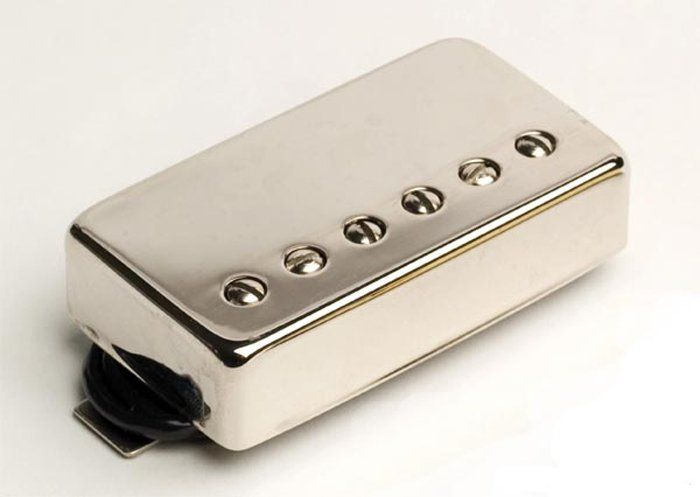 Seymour Duncan Trembucker TB-59 '59 Pickup Nickel Cover 11103-05-Nc
