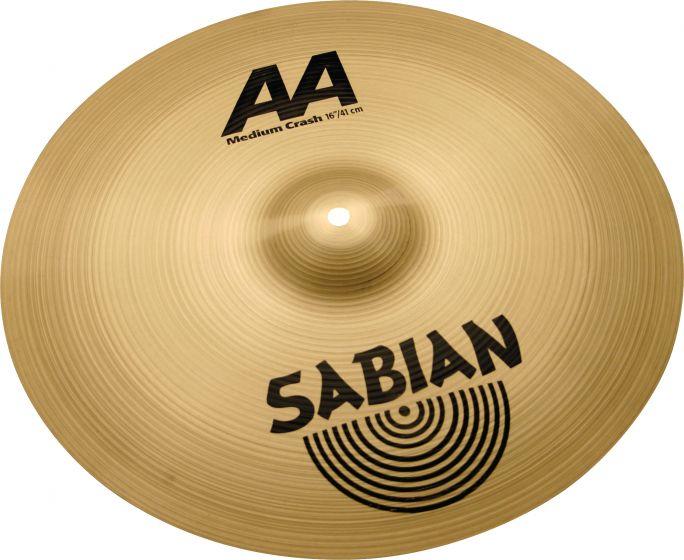 """Sabian 16"""" AA M Crash 21608"""