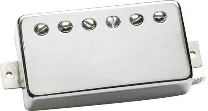 Seymour Duncan Humbucker SH-PG1n Pearly Gates Neck Pickup Nickel Cover 11102-45-Nc