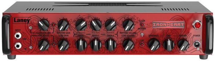 Laney IRT Studio Limited Edition with Red Face IRT-STUDIO-SE sku number IRT-STUDIO-SE