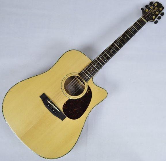 Takamine EG355SC Acoustic Guitar in Natural Finish B-Stock TAKEG355SC.B