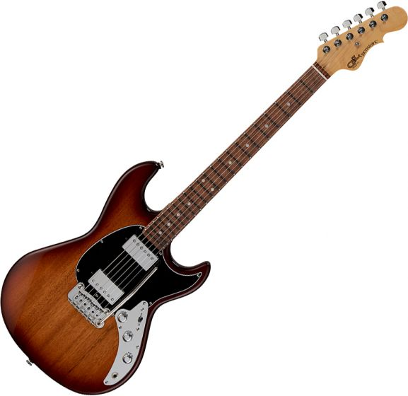 G&L Fullerton Deluxe Skyhawk HH Electric Guitar Old School Tobacco FD-SKYHH-OST-CR