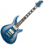 ESP E-II Mystique NT Quilted Maple Top Electric Guitar Marine Blue EIIMYSTQMNTMARBL