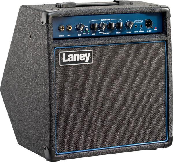 Laney Richter Bass Combo Amp 30W RB2 sku number RB2