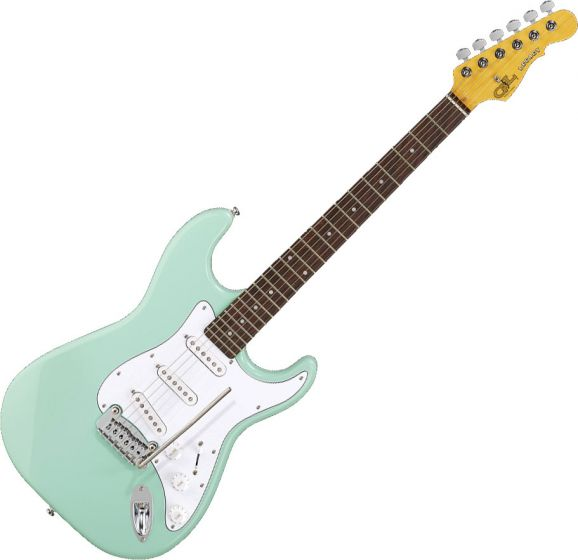 G&L Tribute Legacy Electric Guitar Surf Green TI-LGY-111R51R13