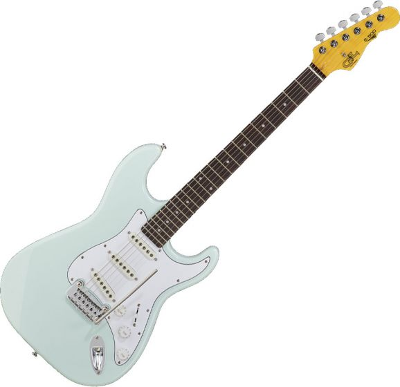 G&L Tribute S-500 Electric Guitar Sonic Blue TI-S50-131R07R13