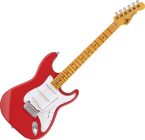 G&L Tribute Legacy Electric Guitar Fullerton Red TI-LGY-111R06M13