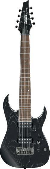 Ibanez RG5328 LDK RG Prestige 8 String Lightning Through A Dark Electric Guitar w/Case sku number RG5328LDK