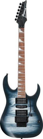 Ibanez RG470DX BPM RG Standard Black Planet Matte Electric Guitar sku number RG470DXBPM