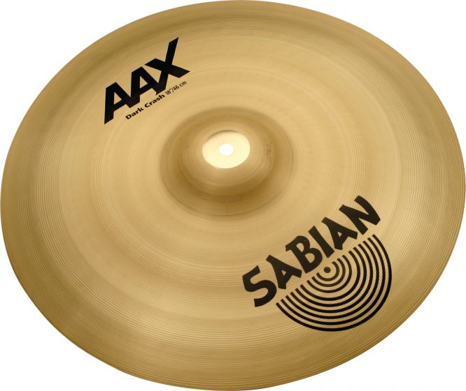 "Sabian 18"" AAX Dark Crash 21868X"