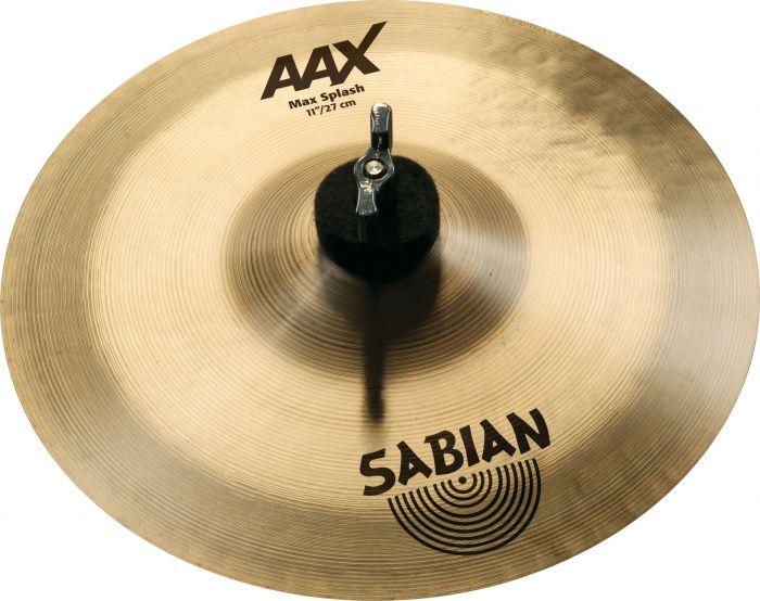 """Sabian 11"""" AAX Max Splash 21105XMP"""