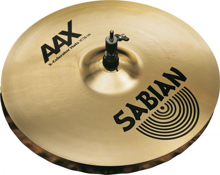 """Sabian 14"""" AAX X-Celerator Hats 21402XL"""