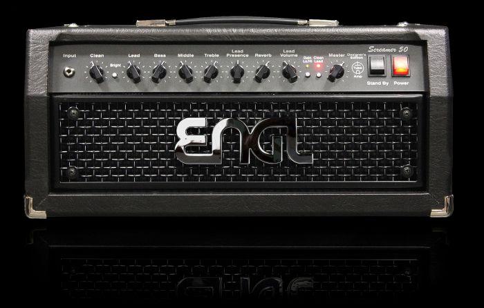 ENGL Amps SCREAMER 50 E335 HEAD (REVERB) sku number E335