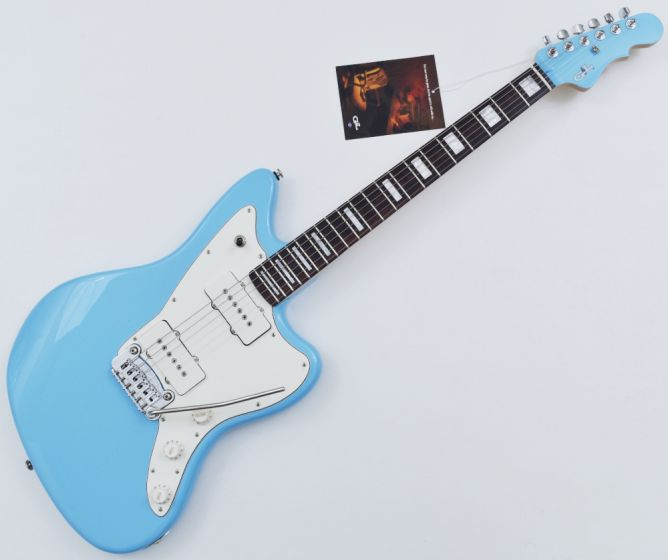 G&L USA Doheny Electric Guitar in Himalayan Blue with Case. Brand New! USA DOHENY CLF1709085