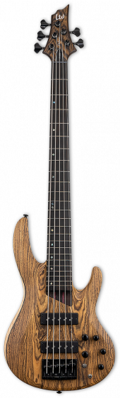 ESP LTD B-1005 Natural Satin Electric Bass Guitar sku number LB1005NS
