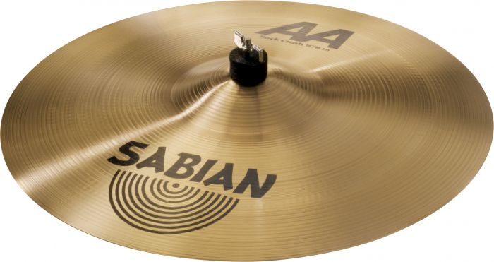 "Sabian 18"" AA Rock Crash 21809"