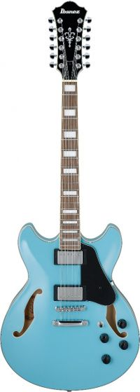 Ibanez AS Artcore 12 String Mint Blue AS7312MTB Hollow Body Electric Guitar AS7312MTB