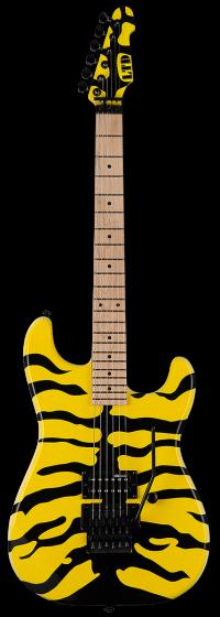 ESP LTD George Lynch GL-200MT Yellow Tiger Electric Guitar LGL200MT