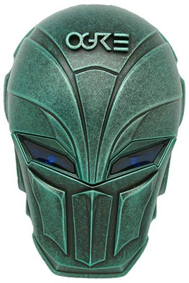 Ogre Kronomaster Delay Special Edition Pedal - Green KRONOMASTER-G