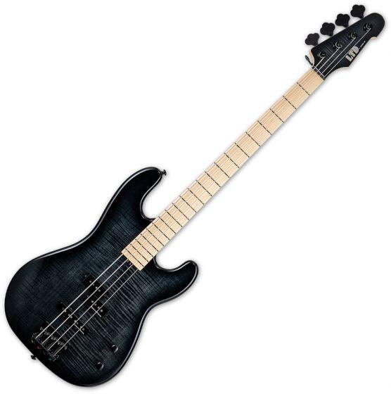 ESP LTD Marco Mendoza Signature Electric Bass MM-4FM See Thru Black Sunburst sku number LMM4FMSTBLKSB