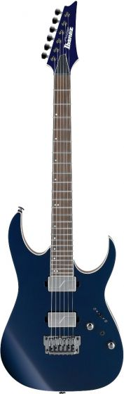 Ibanez RG5121 DBF RG Prestige Dark Tide Blue Flat Electric Guitar w/Case sku number RG5121DBF
