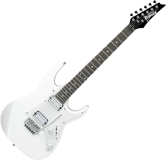 Ibanez GIO RX GRX20W Electric Guitar in White GRX20WWH