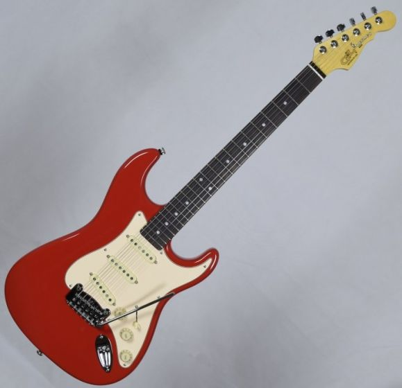 G&L legacy usa custom made guitar in fullerton red 111510
