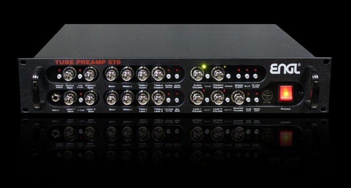 ENGL Amps SPECIAL EDITION PRE-AMP E570 sku number E570