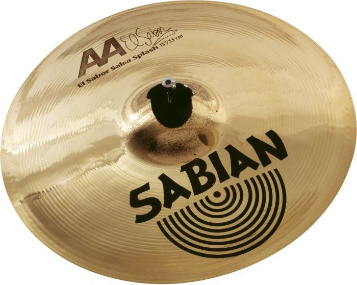 """Sabian 13"""" AA El Sabor Salsa Splash 21360"""
