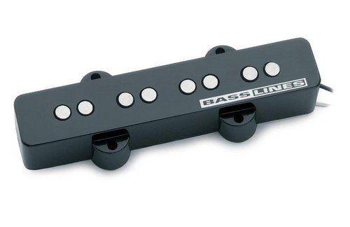 Seymour Duncan SJB-2N Hot 4-String Neck Pickup For Jazz Bass 11402-01