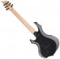 ESP LTD F-200B Baritone Electric Guitar in Charcoal Metallic Finish LF200BCHM