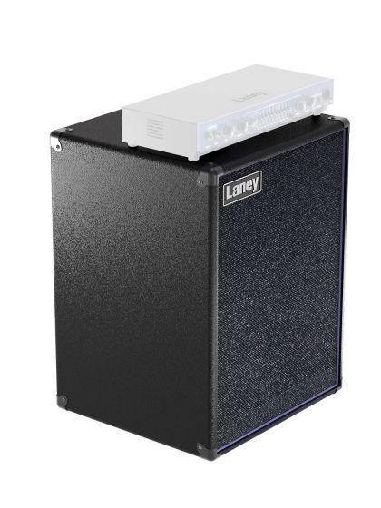 Laney Richter Bass Cabinet 2x10 R210 sku number R210