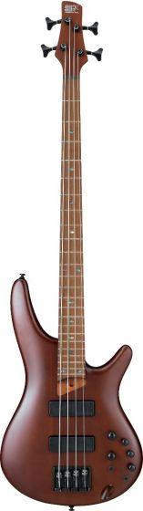 Ibanez SR Standard SR500E 4 String Brown Mahogany Bass Guitar sku number SR500EBM