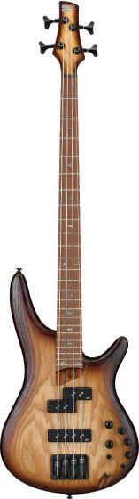 Ibanez SR Standard SR650E 4 String Natural Flat Bass Guitar sku number SR650ENNF