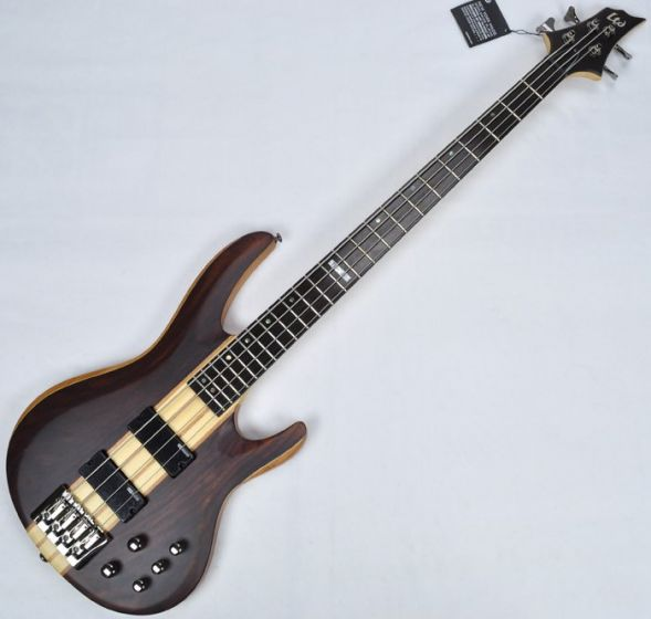 ESP LTD B-4E Bass in Natural Stain B-Stock sku number LB4ENS.B