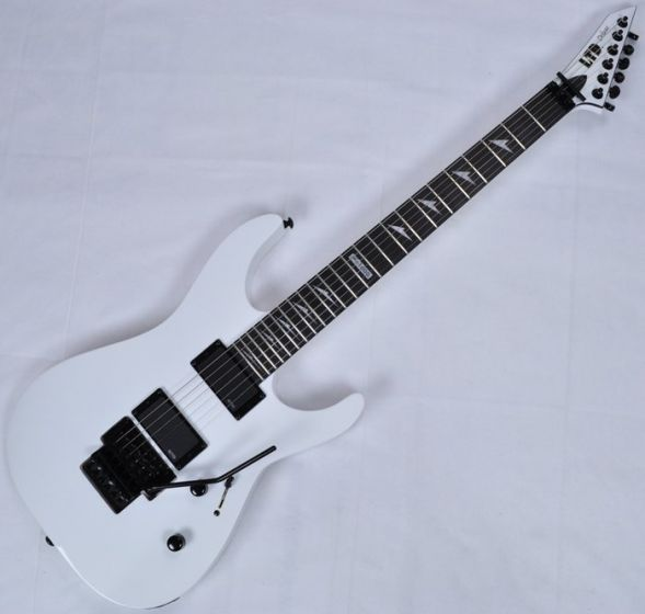 ESP LTD Deluxe M-1000E Electric Guitar in Snow White sku number LM1000ESW
