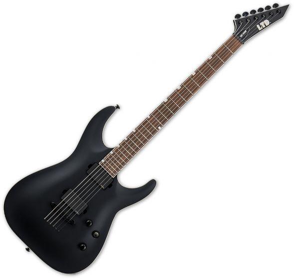 ESP LTD MH-400B Electric Guitar Black Satin LMH400BBLKS