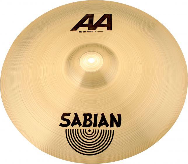 """Sabian 20"""" AA Rock Ride 22014"""