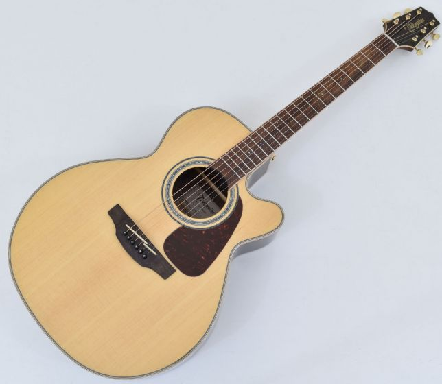 Takamine GN90CE-ZC NEX Acoustic Electric Guitar Natural With Gig Bag TAKGN90CEZCNAT