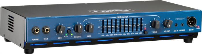 Laney Richter Bass Head 500W R500H sku number R500H